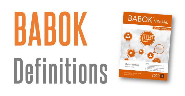 BABOK Definition